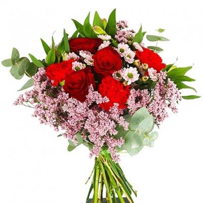 skicka blommor uddevalla